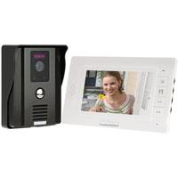 "KKmoon 7"" Monitor TFT LCD Video Portero Interfono Intercom"