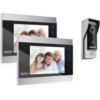 TMEZON videoportero 2 monitores