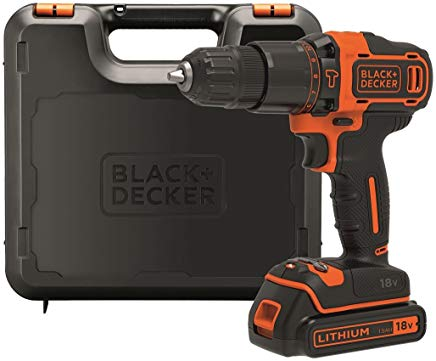 Black+Decker BDCHD18K-QW
