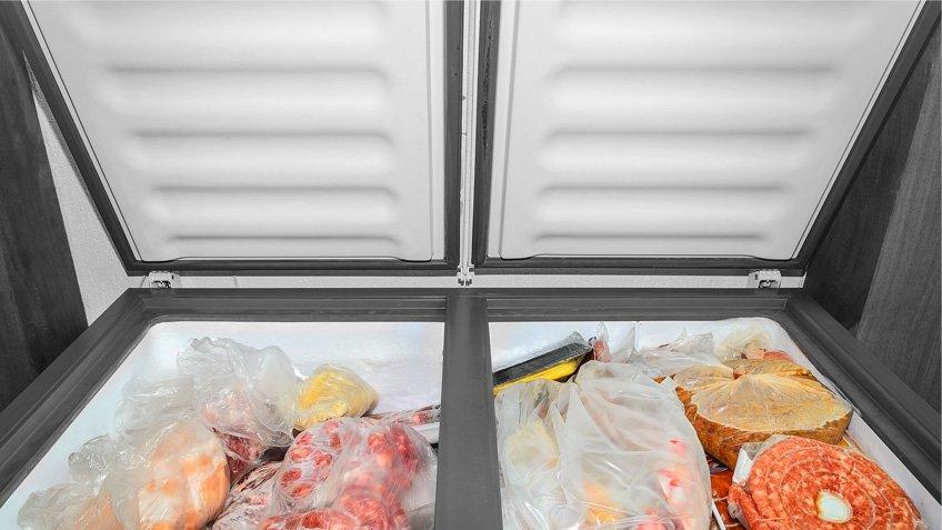 mejor congelador horizontal