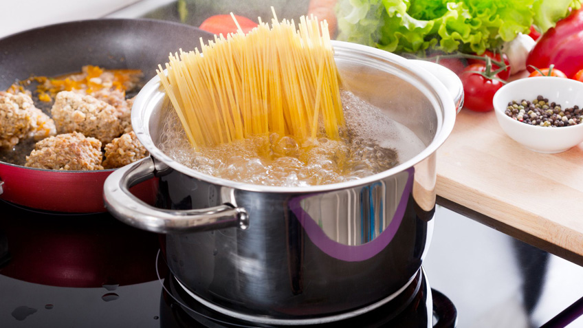 mejores ollas para pasta