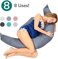 Koala Babycare® Almohada para Embarazadas para Dormir y Amamantar