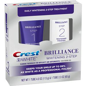 Crest 3D White Brilliance