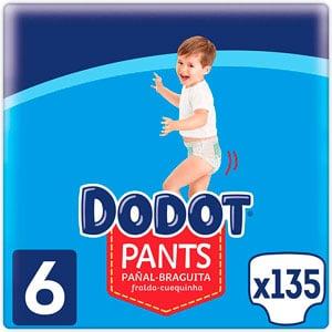 Dodot Pants Pañal Braguita Talla 6