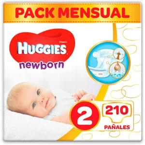 Huggies Newborn Talla 2