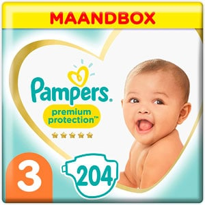 Pampers Premium Protection Talla 3