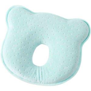 Cojín Bebe Plagiocefalia Azul