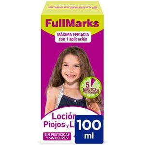 FullMarks Loción Antipiojos para Niños
