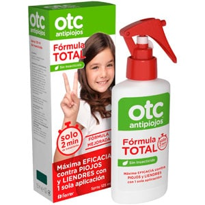 OTC Antipiojos Fórmula Total