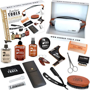 Barber Tools Kit