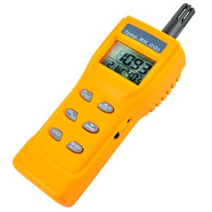 Gain Express Portable Co2 Meter