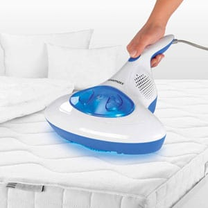 CleanMaxx Aspirador de Acaros